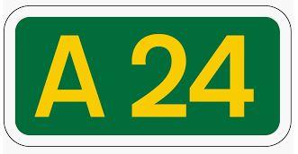 A24roadsign